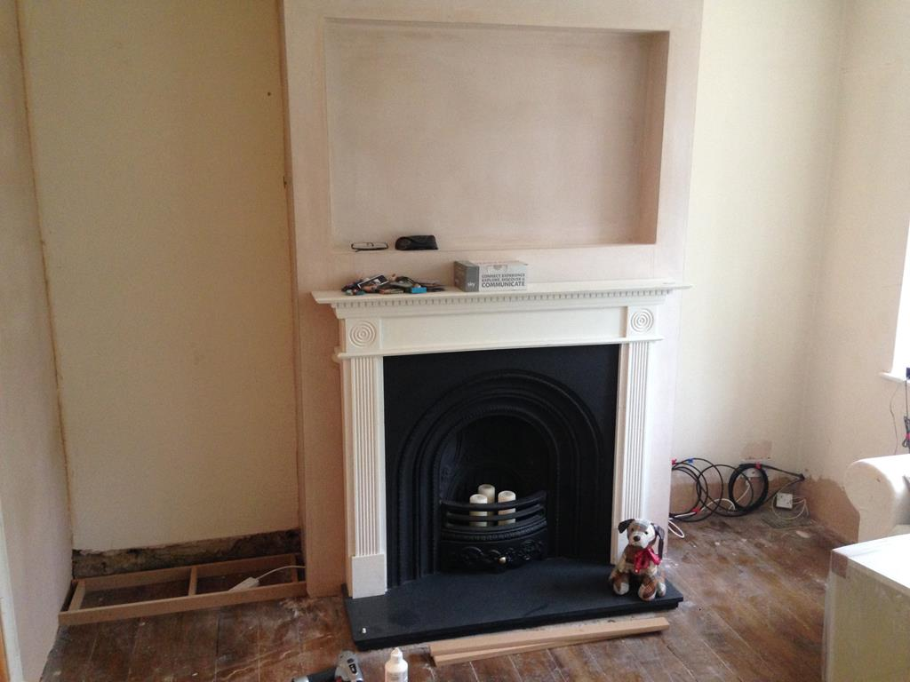 Fire Place, Chiswell Green