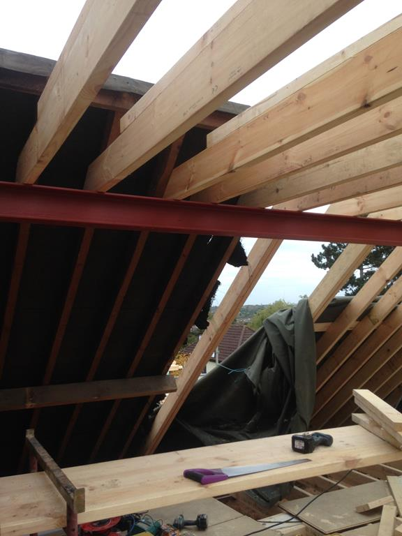 Roof Extension Barnet