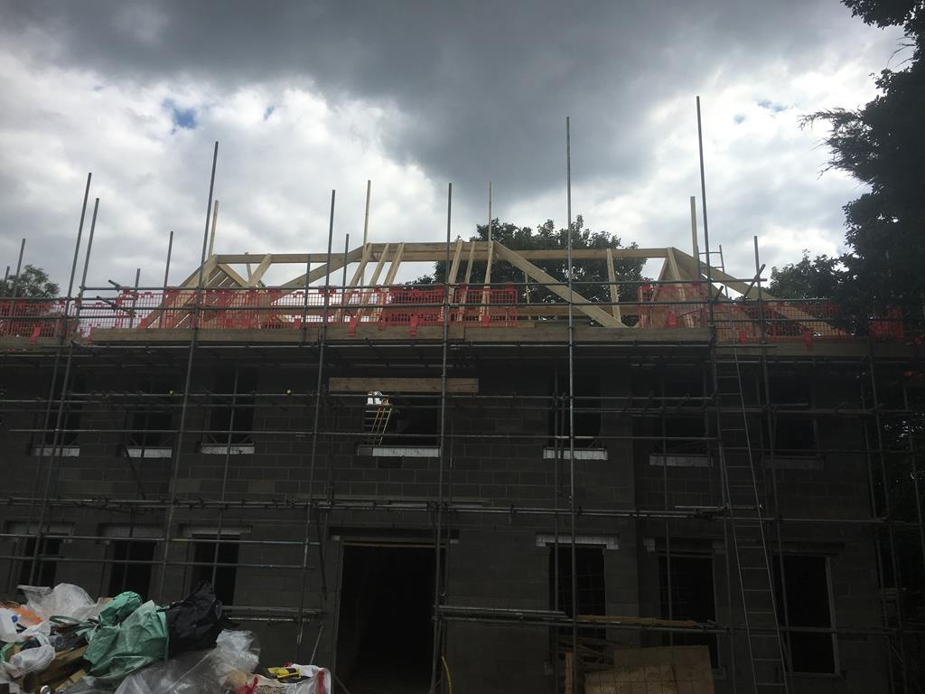 Roofing, Mill Hill