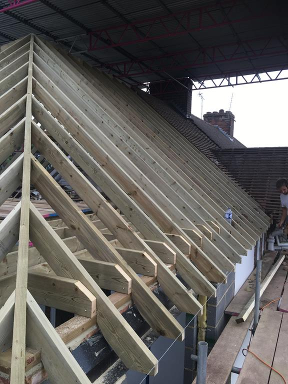 Roofing, Station Road, St Albans